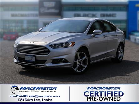 2014 Ford Fusion SE (Stk: 20P086A) in London - Image 1 of 10