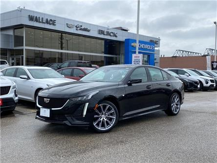 2021 Cadillac CT5 Sport (Stk: 124468) in Milton - Image 1 of 22