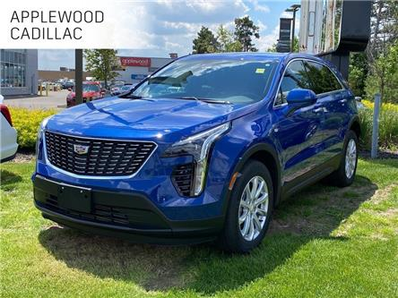 2021 Cadillac XT4 Luxury (Stk: K1D056) in Mississauga - Image 1 of 5