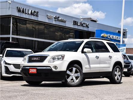 2009 GMC Acadia AWD 4dr SLT1 AS IS TRADED UNIT (Stk: 277900A) in Milton - Image 1 of 20