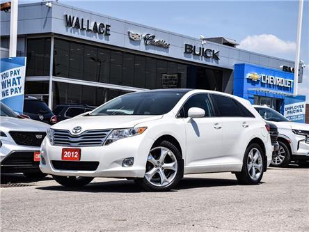 2012 Toyota Venza 4dr Wgn V6 AWD (Stk: 215468B) in Milton - Image 1 of 21