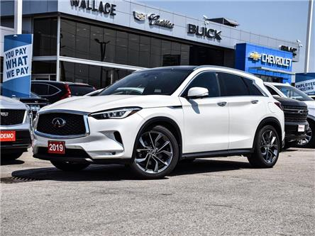 2019 Infiniti QX50 Sensory AWD, HEATED AND COOLED SEATS, NAV (Stk: 196538A) in Milton - Image 1 of 22