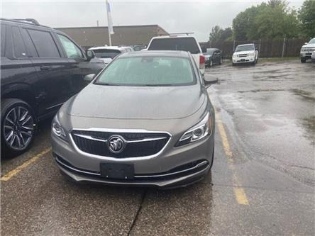 2018 Buick LaCrosse Premium SUN AND SHADE PACKAGE, HTD STEERING, RMT S (Stk: PL5413) in Milton - Image 1 of 3
