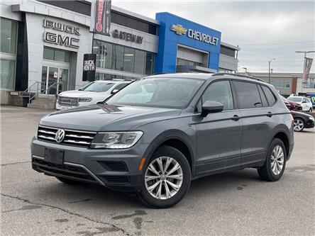 2019 Volkswagen Tiguan Trendline/ Backup Camera/ Bluetooth/ AWD (Stk: 177199B) in BRAMPTON - Image 1 of 9
