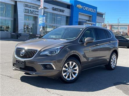 2018 Buick Envision Essence / PANO ROOF / NAVI / ONE OWNER VEHICLE / (Stk: 138774A) in BRAMPTON - Image 1 of 21