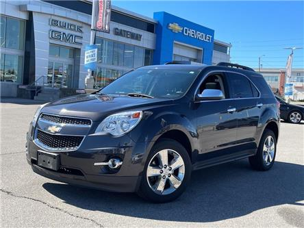 2015 Chevrolet Equinox 2LT / AUTOMATIC / REMOTE STARTER / LEATHER INT / (Stk: 110904A) in BRAMPTON - Image 1 of 20