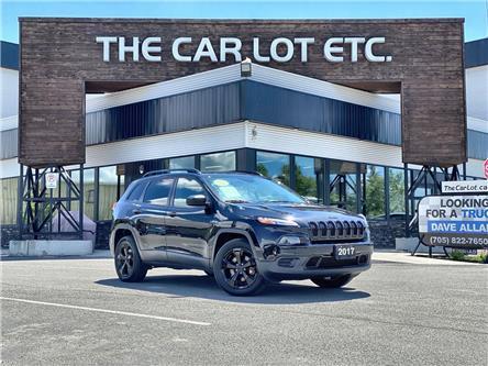 2017 Jeep Cherokee Sport (Stk: 21236) in Sudbury - Image 1 of 23