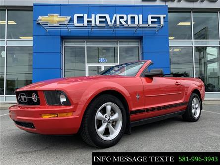 2008 Ford Mustang V6 (Stk: X8528) in Ste-Marie - Image 1 of 22