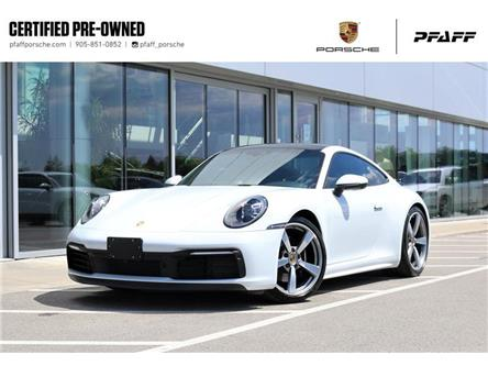2020 Porsche 911 Carrera 4S Coupe (992) w/ PDK (Stk: U9290A) in Vaughan - Image 1 of 30