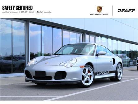 2003 Porsche 911 Carrera 4 Turbo Coupe (Stk: U9650) in Vaughan - Image 1 of 27
