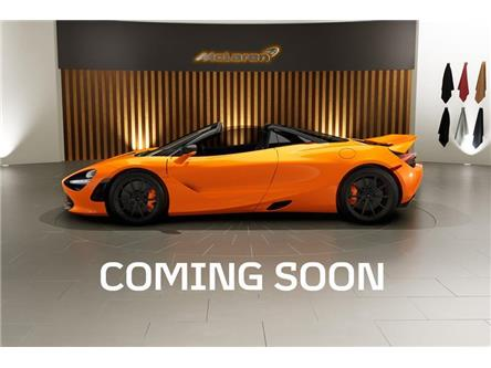2021 McLaren 720S Spider Performance (Stk: 128132) in Woodbridge - Image 1 of 7
