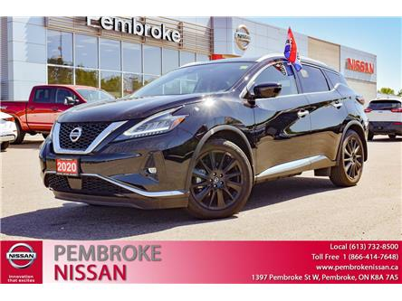 2020 Nissan Murano Limited Edition (Stk: P221) in Pembroke - Image 1 of 30