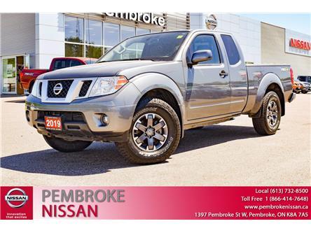 2019 Nissan Frontier PRO-4X (Stk: P222) in Pembroke - Image 1 of 26