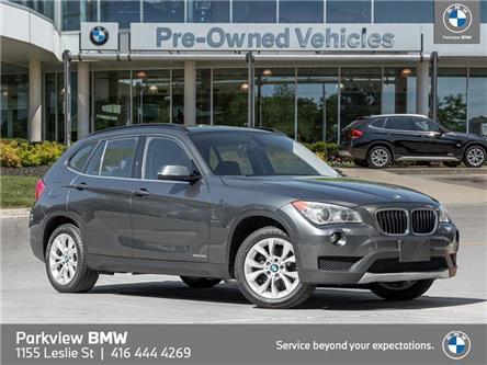 2013 BMW X1 xDrive28i (Stk: 56020AA) in Toronto - Image 1 of 21