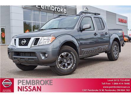 2019 Nissan Frontier PRO-4X (Stk: P227) in Pembroke - Image 1 of 30