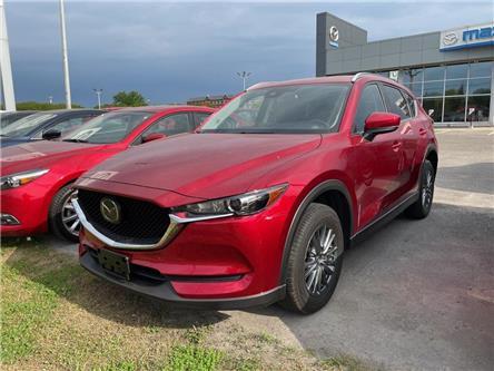2017 Mazda CX-5 GS (Stk: 21P027) in Kingston - Image 1 of 10