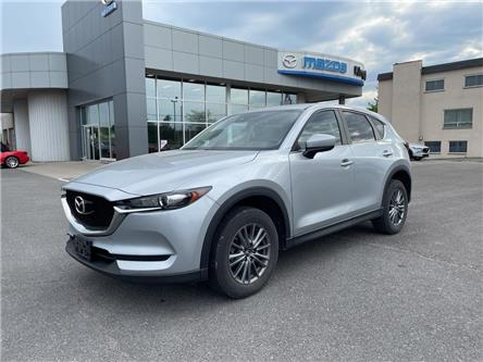 2017 Mazda CX-5 GS (Stk: 21t126a) in Kingston - Image 1 of 2