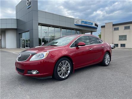 2012 Buick Verano Leather Package (Stk: 21p024a) in Kingston - Image 1 of 14