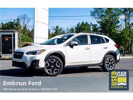 2018 Subaru Crosstrek Limited (Stk: U2227) in Embrun - Image 1 of 29