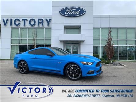 2017 Ford Mustang  (Stk: V0055A) in Chatham - Image 1 of 30