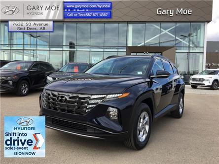2022 Hyundai Tucson Preferred AWD w/Trend Package (Stk: 2TU5177) in Red Deer - Image 1 of 11