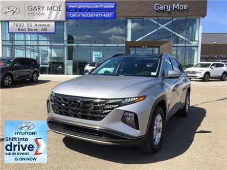 2022 Hyundai Tucson Preferred AWD w/Trend Package (Stk: 2TU5892) in Red Deer - Image 1 of 10