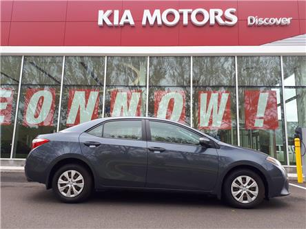 2014 Toyota Corolla CE (Stk: X5071A) in Charlottetown - Image 1 of 10