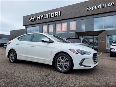 2018 Hyundai Elantra GL (Stk: U3787) in Charlottetown - Image 1 of 9