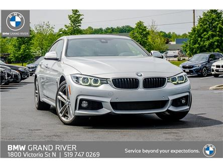 2018 BMW 440i xDrive Gran Coupe (Stk: PW5904) in Kitchener - Image 1 of 25