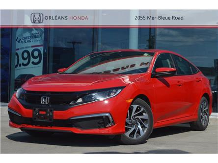 2019 Honda Civic EX (Stk: 16-210348A) in Orléans - Image 1 of 25