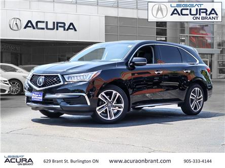 2017 Acura MDX Technology Package (Stk: 4486) in Burlington - Image 1 of 30