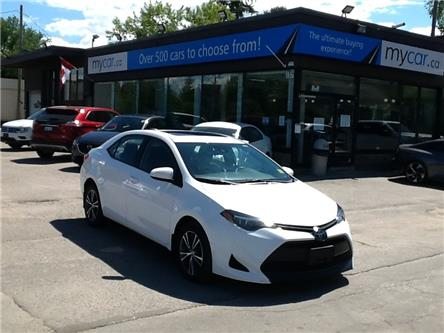 2019 Toyota Corolla LE (Stk: 210441) in North Bay - Image 1 of 21