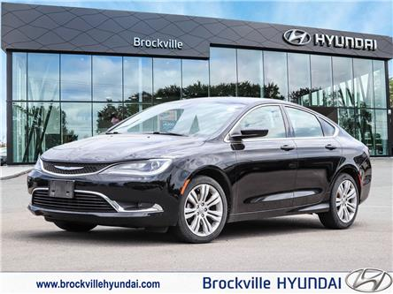 2015 Chrysler 200 Limited (Stk: R21228A) in Brockville - Image 1 of 21