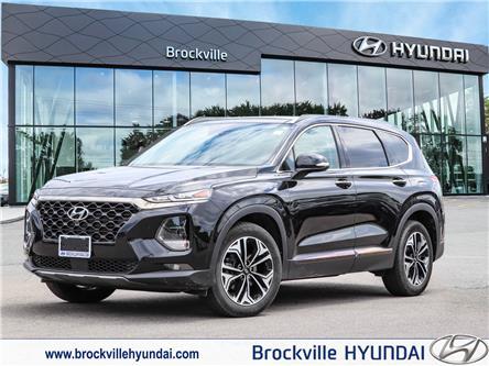 2019 Hyundai Santa Fe Ultimate 2.0 (Stk: P7241) in Brockville - Image 1 of 30