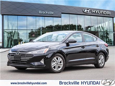 2020 Hyundai Elantra Preferred (Stk: P7242) in Brockville - Image 1 of 26