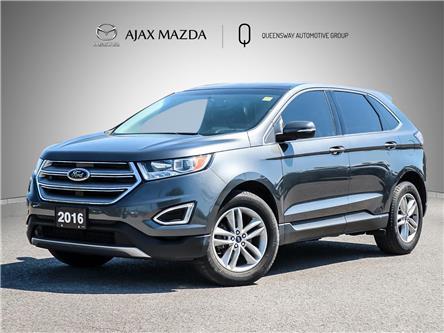 2016 Ford Edge SEL (Stk: P5809) in Ajax - Image 1 of 28