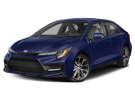 2021 Toyota Corolla SE (Stk: 21CO277) in Vancouver - Image 1 of 9