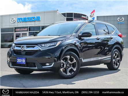 2019 Honda CR-V Touring (Stk: N210512A) in Markham - Image 1 of 30