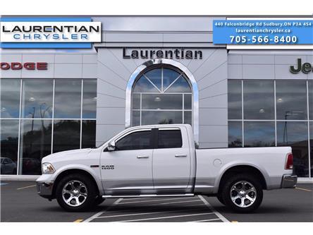 2014 RAM 1500 Laramie (Stk: 21302B) in Greater Sudbury - Image 1 of 30