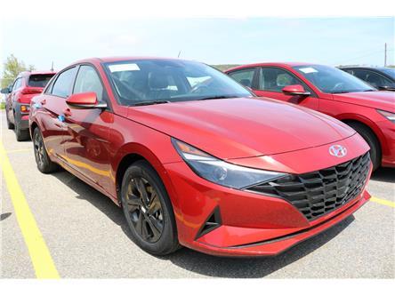 2021 Hyundai Elantra Preferred w/Sun & Tech Pkg (Stk: 12765) in Saint John - Image 1 of 4