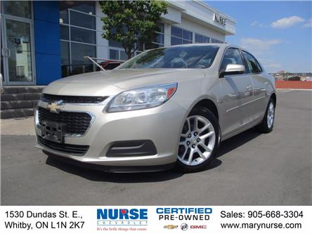 2015 Chevrolet Malibu 1LT (Stk: 21T066A) in Whitby - Image 1 of 27