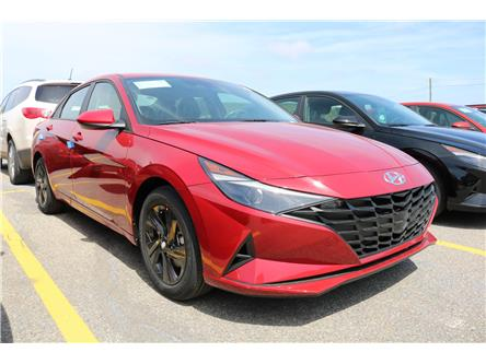 2021 Hyundai Elantra Preferred w/Sun & Tech Pkg (Stk: 12762) in Saint John - Image 1 of 4