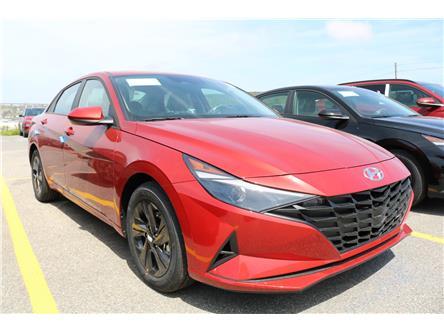 2021 Hyundai Elantra Preferred w/Sun & Tech Pkg (Stk: 12764) in Saint John - Image 1 of 4
