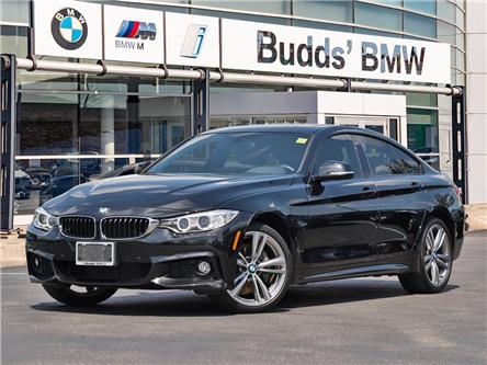 2017 BMW 430i xDrive Gran Coupe (Stk: DB8172) in Oakville - Image 1 of 28