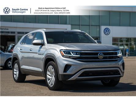 2021 Volkswagen Atlas Cross Sport 3.6 FSI Highline (Stk: 10298) in Calgary - Image 1 of 43