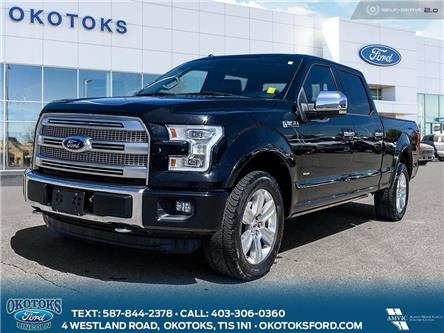 2016 Ford F-150 Platinum (Stk: T85993A) in Okotoks - Image 1 of 26