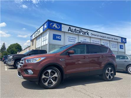 2018 Ford Escape SEL (Stk: 18-57142) in Brampton - Image 1 of 22