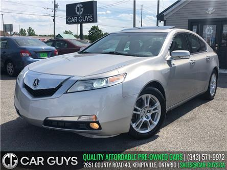 2009 Acura TL Base (Stk: CG0207) in Kemptville - Image 1 of 27