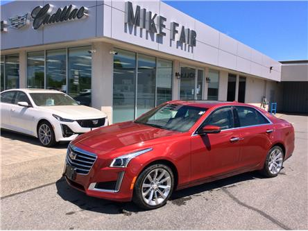 2018 Cadillac CTS 3.6L Luxury (Stk: 20102A) in Smiths Falls - Image 1 of 20