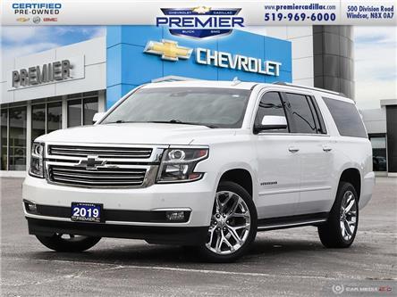 2019 Chevrolet Suburban Premier (Stk: 210622B) in Windsor - Image 1 of 27